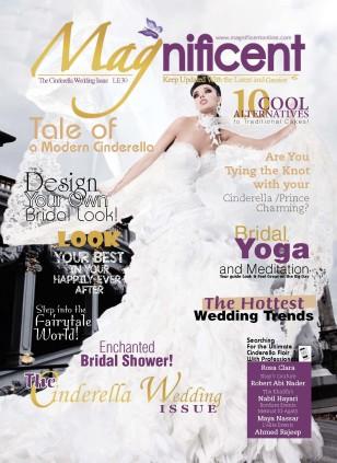 Cinderella Wedding Issue - COVER