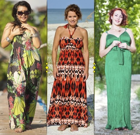 maxi-dresses-for-apple-shape-body