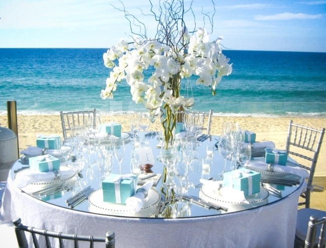 Beach Wedding Table Ideas Beach Wedding Table Decorations Beach Wedding Decorations