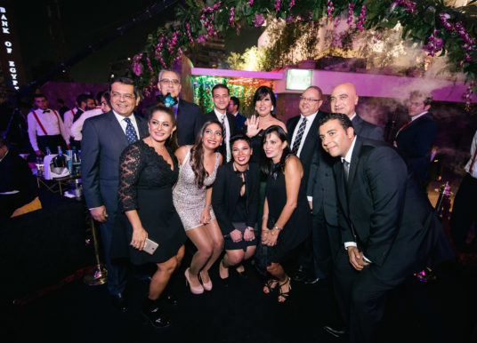 Sheraton Cairo Celebrates Grand Reopening With Glitzy Gala Event!