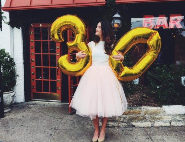 CRASH… BOOM… BANG! YOU'RE 30!!