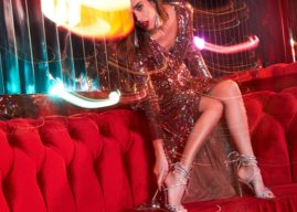 Step Through The Season's Party Circuit in Alexandre Vauthier!