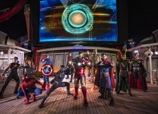 New Epic Level of Entertainment at Disney Parks & Resorts!