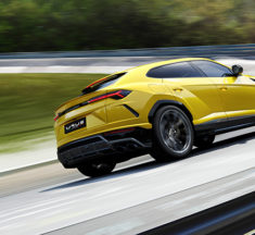 Lamborghini Brings Super SUV Urus to The Auto World!